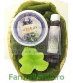 SET CADOU! Lavanda Corp BIO-Natural Herbagen