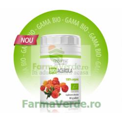Acerola BIO doza ta zilnica de Vitamina C! 80 gr Pulbere ZENYTH PHARMACEUTICALS
