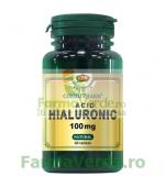 Acid Hialuronic 100 mg 30 capsule CosmoPharm
