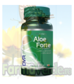Aloe Forte Laxativ foarte Puternic 60 capsule Dvr Pharm