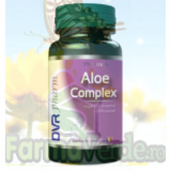 Aloe Complex 60 capsule Dvr Pharm