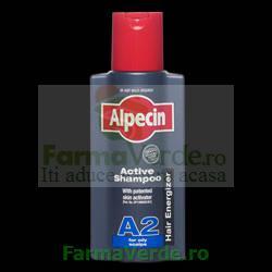 ALPECIN Sampon Scalp Gras A2 ALPECIN ACTIV 250 ml Dr. Kurt Wolff