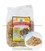 Amestec crocant de 5 cereale Ovaz,Hrisca,Mei,Grau,Orz,Mei 250 gr Pirifan