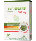Anghinare 300 mg 30 comprimate Polipharma