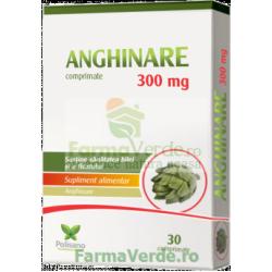Anghinare 300 mg 30 comprimate Polipharma