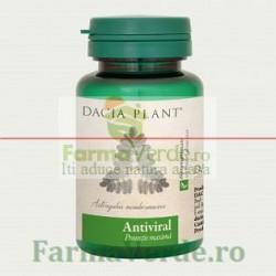 Antiviral 60 comprimate DaciaPlant
