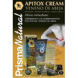 Apitox Crema 100 ml Scapi de Durere! Produs in Spania Canadian Farmaceuticals