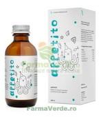 APPETITO Formula Complexa cu Extract de Polen si Extracte din Plante 200 ml Vitaking