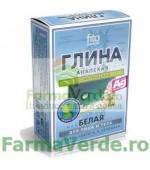 Argila cosmetica alba de Anapa cu efect mineralizant FM5 Cosmetica Verde