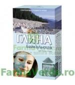 Argila cosmetica albastra din Baikal cu efect rejuvenant FM1 100 gr Cosmetica Verde