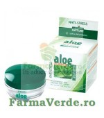 Aloe Unique Face Cream Crema Fata 50 ml Aries Cosmetics