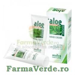 Aloe Vera Unique Hand Cream 75 ml Aries Cosmetics