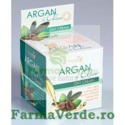 Crema de Fata Face cream Arganic 50 ml Aries Cosmetics