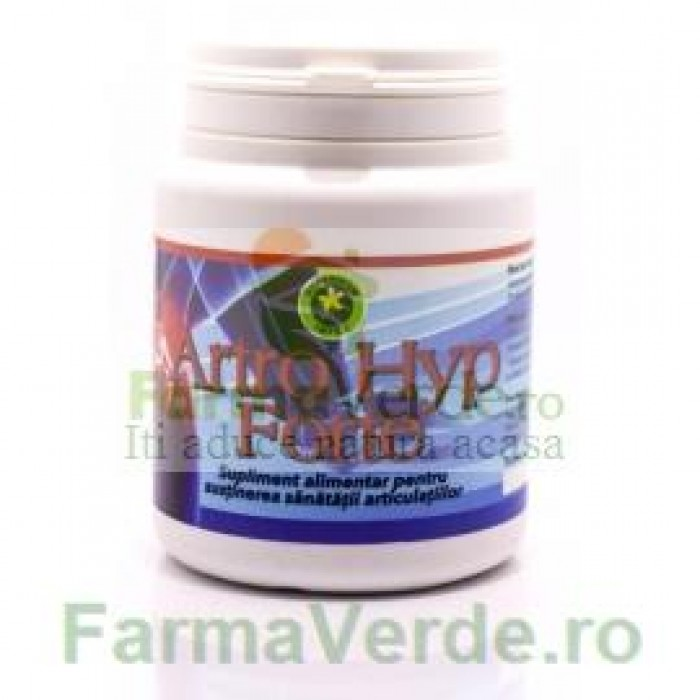 Artro-hyp Forte Pulbere 90 gr Hypericum Impex Plant