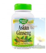 ASIAN GINSENG 560 mg 50 capsule Nature's Way Secom