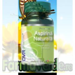 Aspirina Naturala din Plante 60 capsule Dvr Pharm