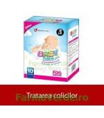 Baby Care Delicious Drink Ceai Insomnie si Colici Bebelusi 10 plicuri Sprint Pharma