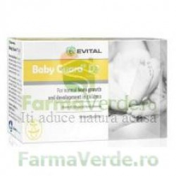 Baby Guard Vitamina D3 40 capsule Twist Off Evital A&D Pharma
