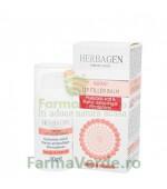 Balsam de buze filler cu Acid Hialuronic si Atellocolagen 30 gr Herbagen Genmar Cosmetics