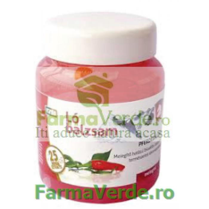 Balsam de cal cu efect de incalzire 350 gr Magnacum Med