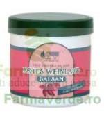 Balsam cu Frunza de Vita Rosie 250 ml Herbamedicus Senssitive