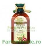 Balsam pentru par uscat si deteriorat cu ulei de argan si extract de rodie EP10 Green Pharmacy
