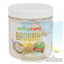 Baobab Pulbere 80 gr Springmarkt Adams Vision