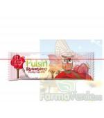Baton proteic penttru copii cu capsuni 50 gr Pulsin Activ Pharma Star