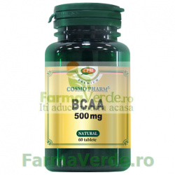 BCAA 500 mg 60 capsule CosmoPharm