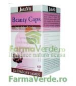 Beauty Caps Capsule Frumusete 60 capsule Magnacum Med