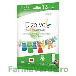 Benzi Pentru Spalat Dizolve Inodor Detergent Ultra Concentrat Pentru Spalat 32 Spalari SmarthPatch