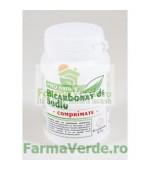Bicarbonat de Sodiu 60 comprimate ProNatura Medica