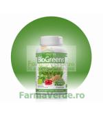 BioGreens SuperFood Vegan cu lastari,alge si germeni 120 capsule Zenyth Pharmaceuticals