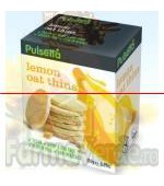 Biscuiti vegani fara gluten din ovaz cu lamaie Pulsetta 150 gr Activ Pharma Star