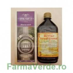 Bitter Traditional de Bihor 36 plante 500 ml Natura Plant IF