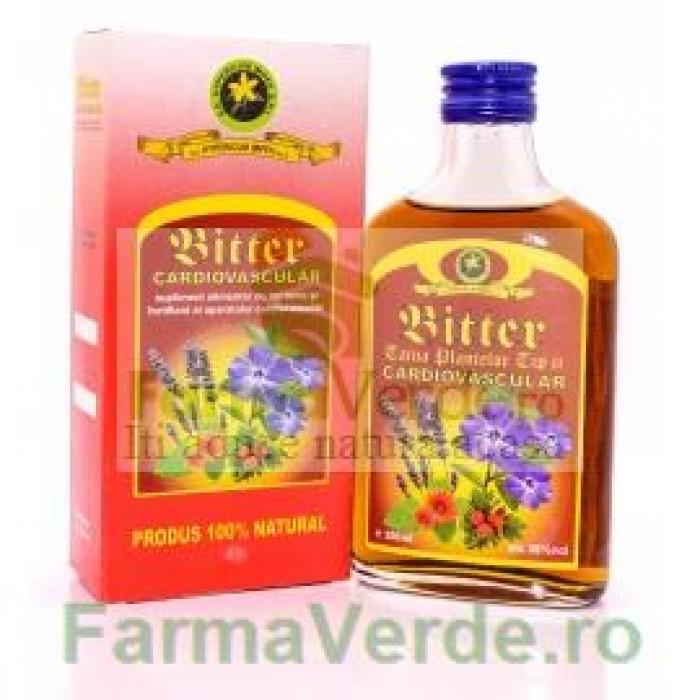 Bitter Cardiovascular 200 ml Hypericum Plant