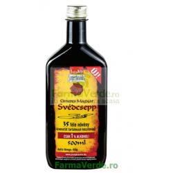 Bitter Suedez Unguresc Picaturi Suedeze 35 de plante doar 1% alcool 500 ml Magnacum Med