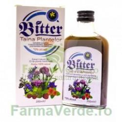 Bitter Taina Plantelor Fara Alcool cu 30 de plante medicinale 200 ml Hypericum Impex Plant