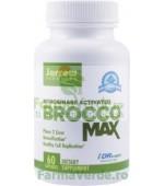 BROCCOMAX Seminte de Broccoli 385mg 60 capsule Jarrow Secom