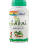 BURDOCK Brusture 425 mg 100 capsule Secom