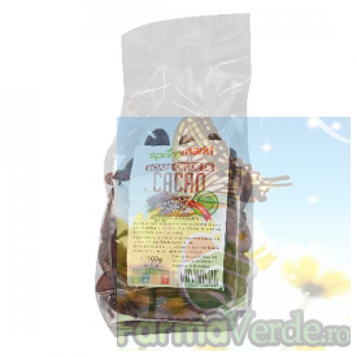 Cacao Boabe Crude 100 gr Springmarkt Adams Vision