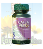 Cafea verde Green Coffee 60 capsule Dvr Pharm