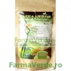 Cafea Verde Boabe Green Coffee 250 gr Crisnatura