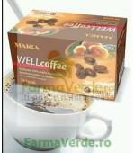 Cafea cu Ganoderma Well 30 plicuri Spring BIO Life