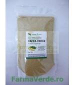 CAFEA VERDE Green Coffee cu Ghimbir 200 gr TonikPlant Pharm