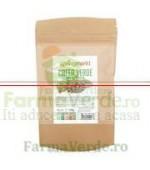 Cafea Verde Macinata+Scortisoara 300 gr Adams Vision Springmarkt