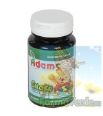 CalciKid 30 tablete masticabile Adams Vision