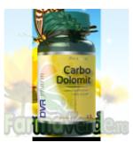 Carbo Dolomit Elimina Toxinele! 60 capsule Dvr Pharm