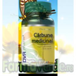 Carbune medicinal 60 capsule Dvr Pharm