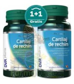 Cartilaj de rechin 60 capsule +30 capsule GRATIS! PROMOTIE! Dvr Pharm